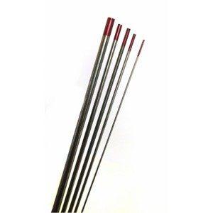 elektrody czerwone tig